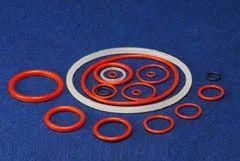 RAJ Moulded Rubber Parts, Size: Varius