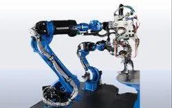 Robotic Spot Welding Machine