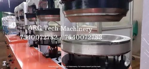 Semi Automatic Dinnerware Plate Making Machines