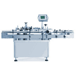 Automatic High Speed Vial Labeling Machine