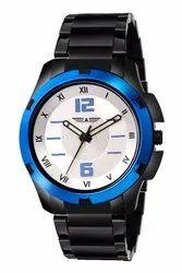 Allisto Europa Premium Black Watch