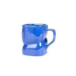 Ceramic Twist Coffee Mug