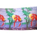 180x110 Cm Paravoile Machine Prints Sarong