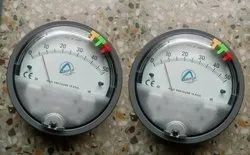 Aerosense Model ASG-07 Differential Pressure Gauge Range 0-7.0 Inch WC