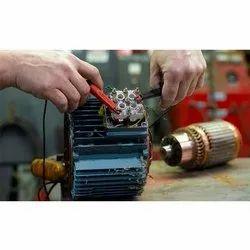 AC Motor Repairing Service, Surat