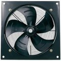 Chiller Condenser Cooling Plate Mounted Fan