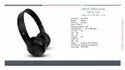 Xech Headphone with 4.0 V