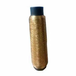 Golden Metallic Zari Thread