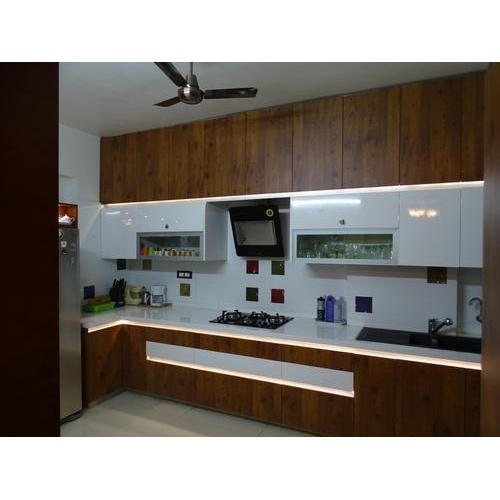 Modern Modular Kitchen At Rs 3500 Square Feet Contemporary