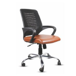 Microlink Net Revolving Computer Chairs