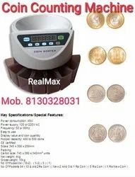 ReaMax True Coin Counting Machine