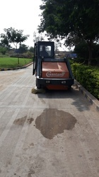 Best Road Sweeping Machine