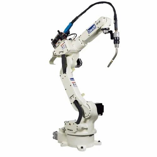 Otc Fd V8 6 Axis Robot At Rs 1500000 I Piece Robotic Welding Machine À¤µ À¤² À¤¡ À¤— À¤° À¤¬ À¤Ÿ Otc Daihen India Private Limited Gurgaon Id 19479052391