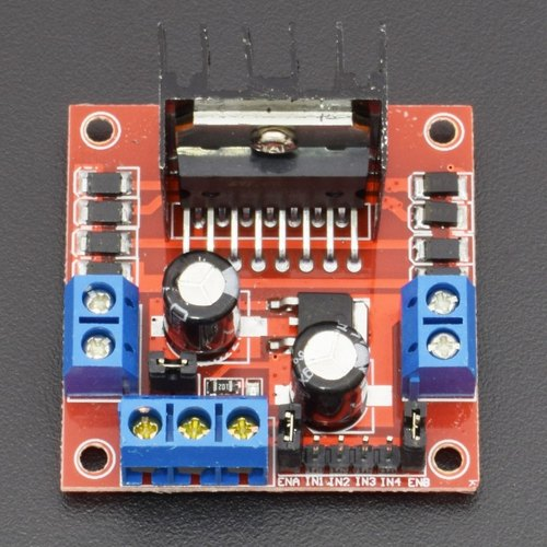 L298N Dual H Bridge DC Stepper Motor Controller Module for Arduino - AA034