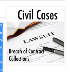Civil Case Lawyer in New Delhi, Punjabi Bagh by Sharma And