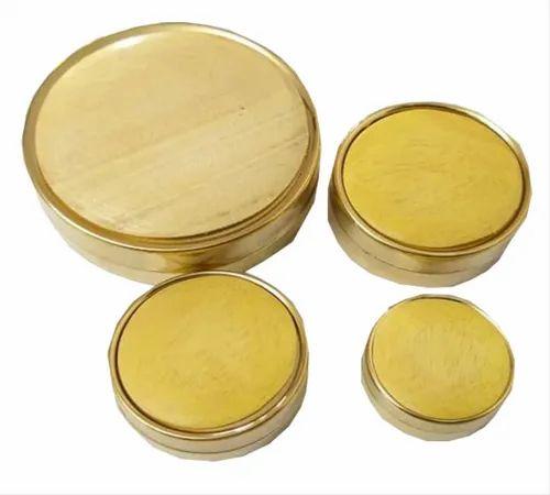 Brass Gift Trinket Box, For Multi purpose