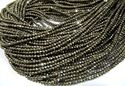 Genuine AA Quality Natural Pyrite Beads