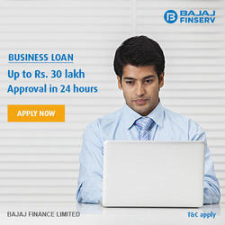 Bajaj Finserv Working Capital Loan