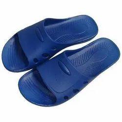 Men Blue Bathrom Slipper