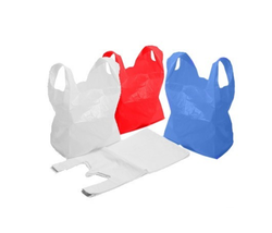 Poly Color Plastic Bag