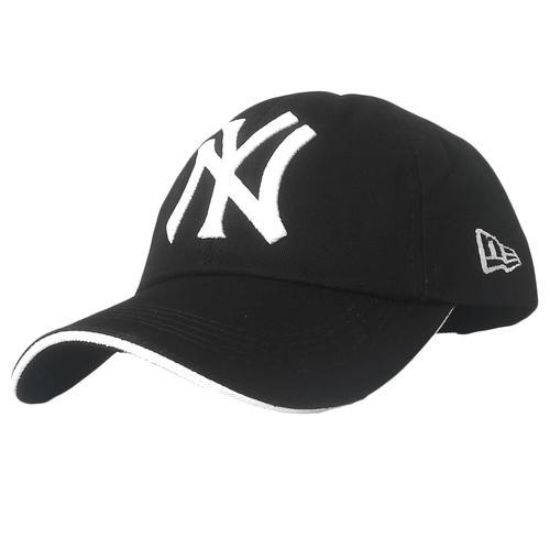 Tyrant Fitted NY Cap 3D Embroidered Cotton Baseball Caps Black Color ... 354eec25844