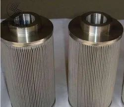 Air Treatment Chemical Industry Metal Filter