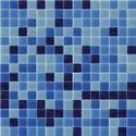 Designer Random Mix Glass Mosaics