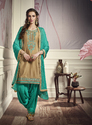 Latest Designer Attractive Patiala Salwar Suit