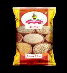 ISO-22000 Master Cook Jowar Flour 500 Gms, Packaging Type: Pp