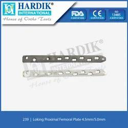 Locking Proximal Femoral Plate 4.5mm/5.0mm