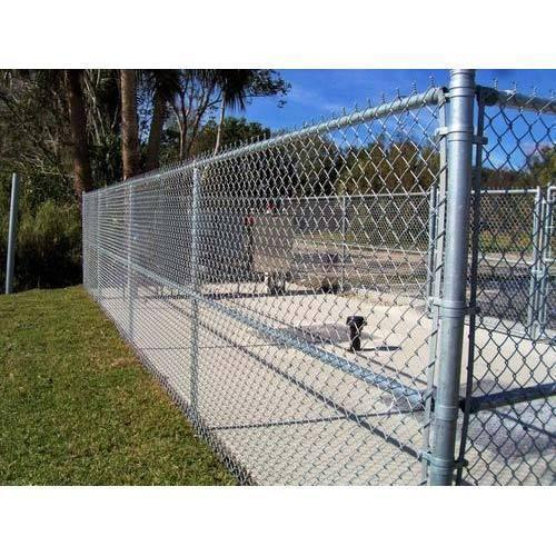 Chain Link Fencing Wire Manufacturer From Indore