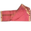 Maheshwari Traditional Saree, Length: 6.3 M