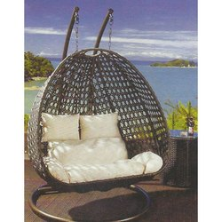 Basket Hanging Chair Swing
