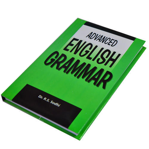 Advanced English Grammar Book