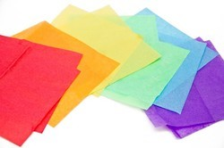 Coloured Gift Tissue