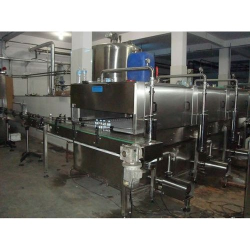 Automatic Bottle Cooling Tunnel Machine