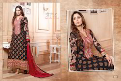 Party Wear Anarkali Salwar Kameez