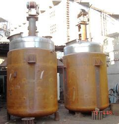 Steel Chemical Reactor Vessel