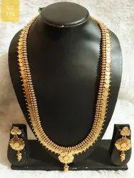 Copper antique Necklace Set