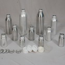 Easy Open End Type Aluminium Bottle
