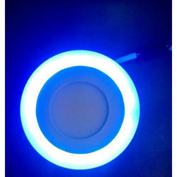 Aluminum Warm White Wall Mounted Colored LED Light, 18 W