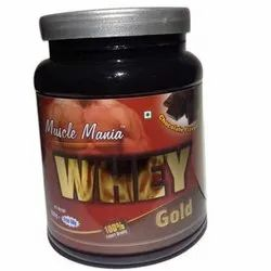 Muscle Mania Whey Gold Chocolate Supplement