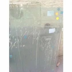 Transparent Toughened Glass Partition, Shape: Rectangle, Thickness: 10.0 mm