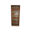5 Glass Frame Bookcase