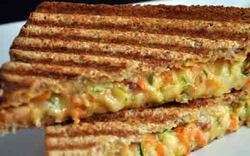 Veg Cheese Grilled Sandwiches