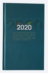 Multicolor New Year Diary