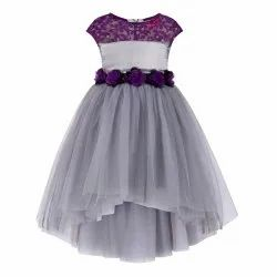Grey Dresses for Toddeler Girls, Size: 2-3 and 11-12 years