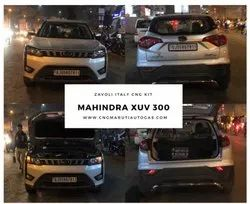 Mahindra Xuv 300 CNG Kit Installation