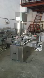 Automatic Asafoetida Powder Filling Machine