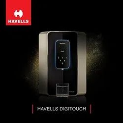 Havells Digitouch 7-litres RO UV Water Purifier (Black)